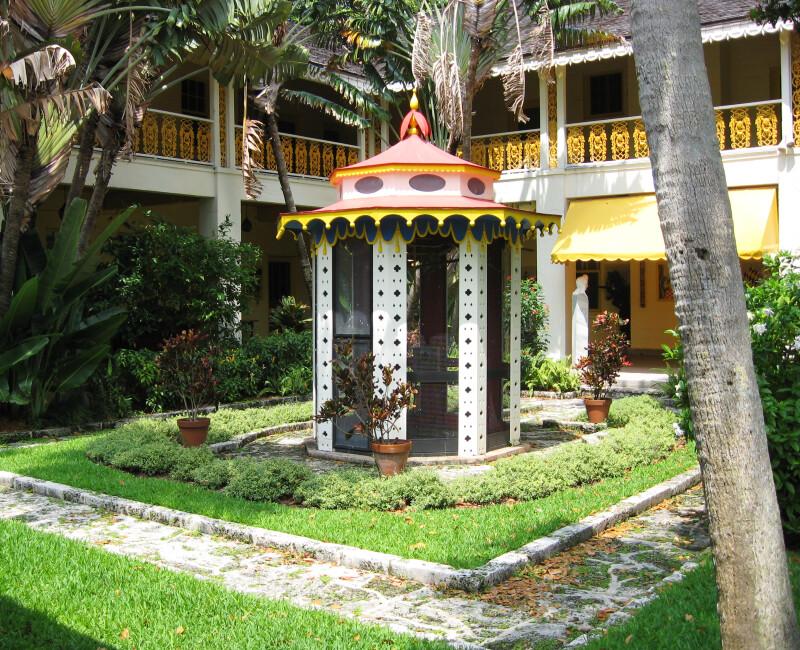 Small Pavilion