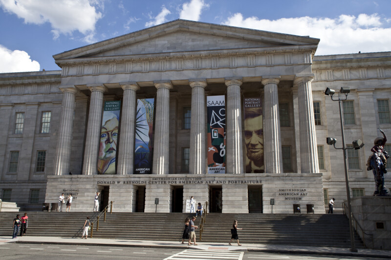 Smithsonian American Art and Portraiture Museum