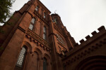 Smithsonian Castle Facade