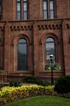 Smithsonian Castle Windows