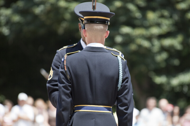 Soldiers on Guard