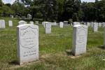 Spanish-American War Contract Nurse Headstones