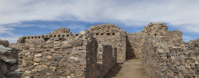 Spanish Church Ruins