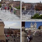 Spanish Steps photographs