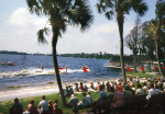 Spectators at Cypress Gardens