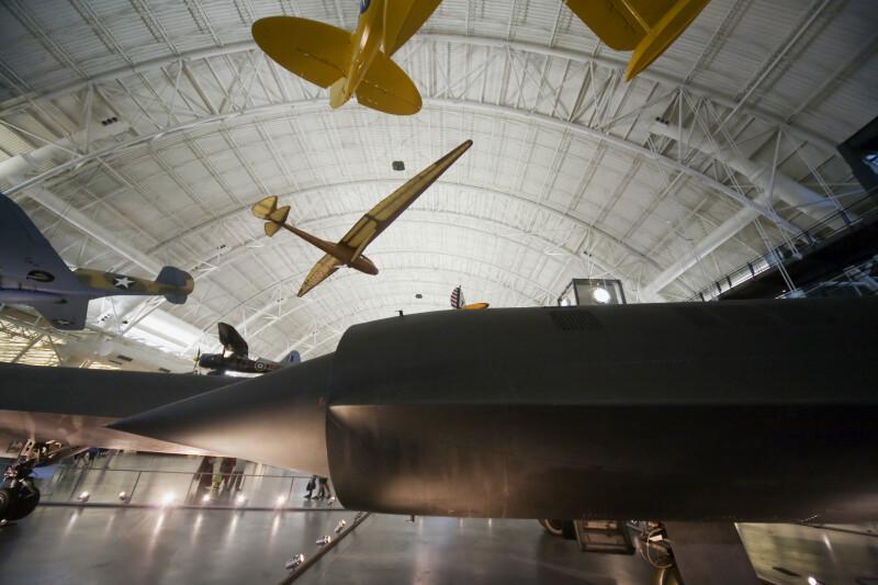 SR-71 Blackbird Engines