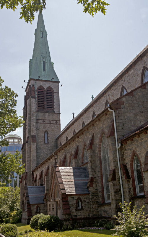 St. Dominic's Priory Steeple