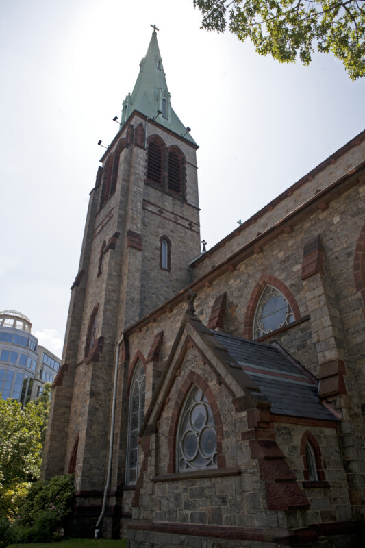 St. Dominic's Priory Windows