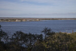 St. Johns River from the Ribault Monument at the Fort Caroline National Memorial