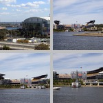 Stadiums and Arenas photographs