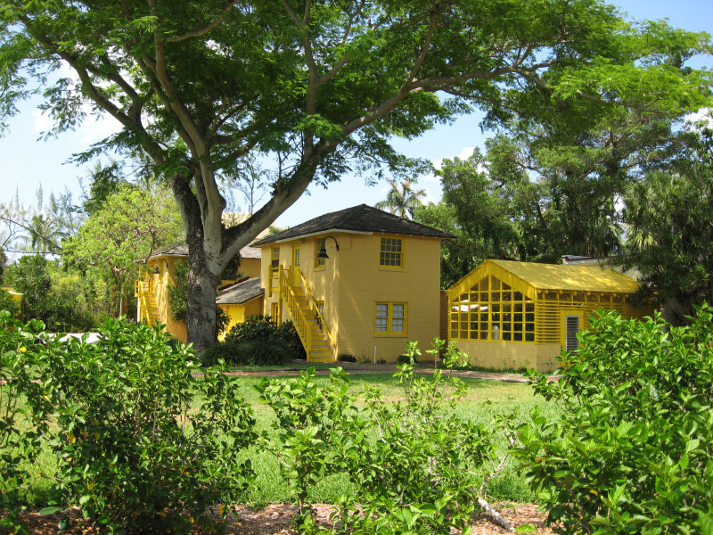 Staff Cottages