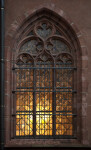 Stained Glass Window at Frankfurt Cathedral