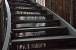 Staircase at the Quincy Market