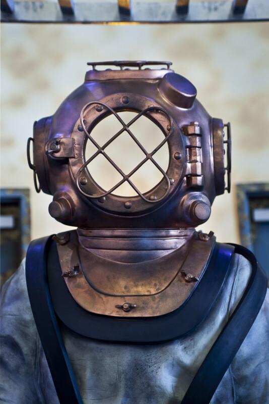 Standard Diving Dress