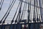 Standing Rigging and a Cannon