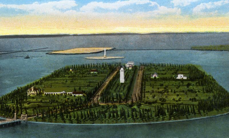 Star Island and the Venetian Islands