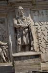 Statue of a Dacian Prisoner Dedicated to Emperor Trajan