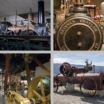 Steam photographs