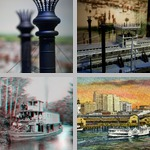 Steamships photographs