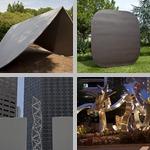 Steel Sculpture photographs
