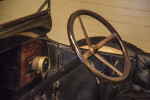 Steering Wheel of 1914 Pierce Arrow Auto