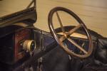 Steering Wheel of 1914 Pierce Arrow Auto