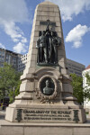 Stephenson Grand Army of the Republic Monument