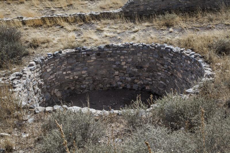 Stone Kiva