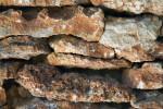 Stone Pillar Close Up