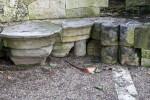 Stone Sitting Area