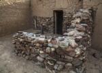 Stone Walls Near the Alvino House