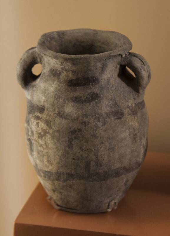 Storage Jar from Las Humanas