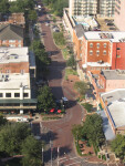 Street in Downtown Tallahassee