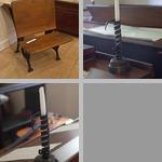 Student Desks & Chairs photographs
