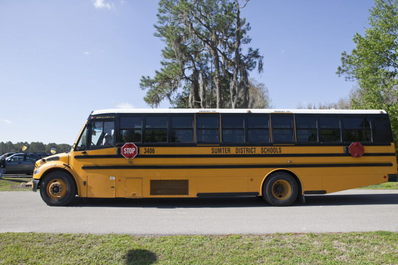 Sumter County School Bus