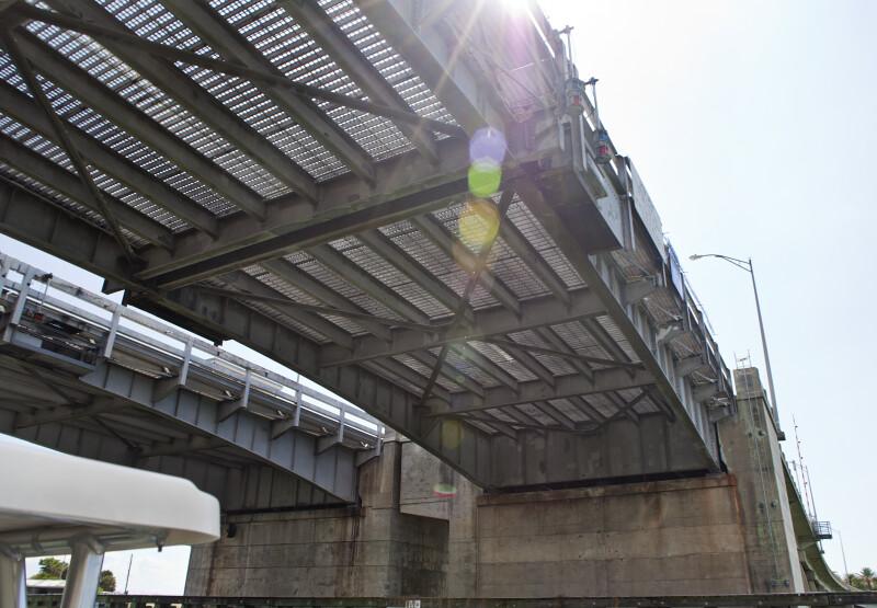 Sun and Bridge