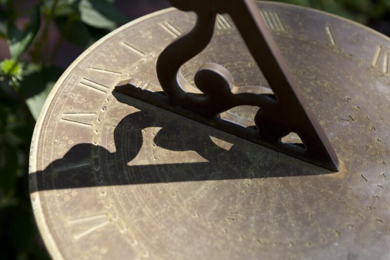 Sundial Shadow