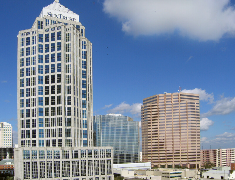 Suntrust Centre and Other Buildings