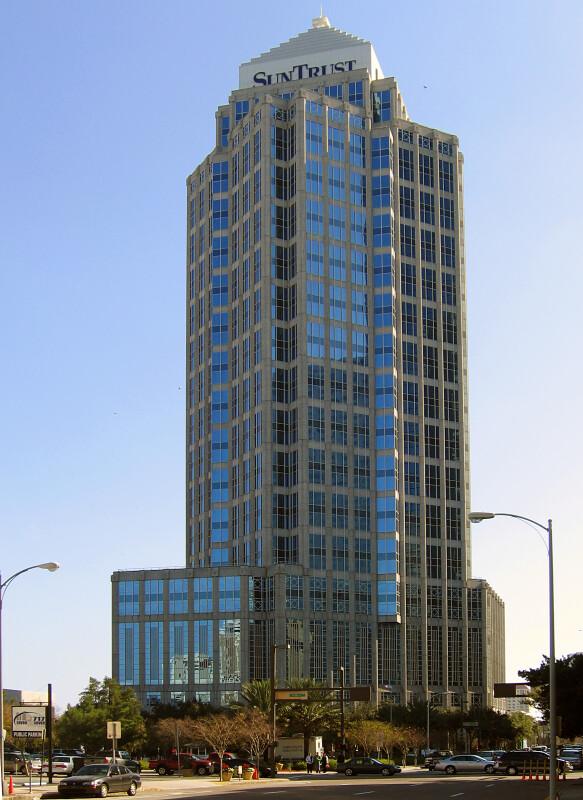 SunTrust Financial Centre Building