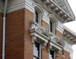 Suwannee County Courthouse Detail