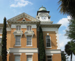 Suwannee Courthouse Side