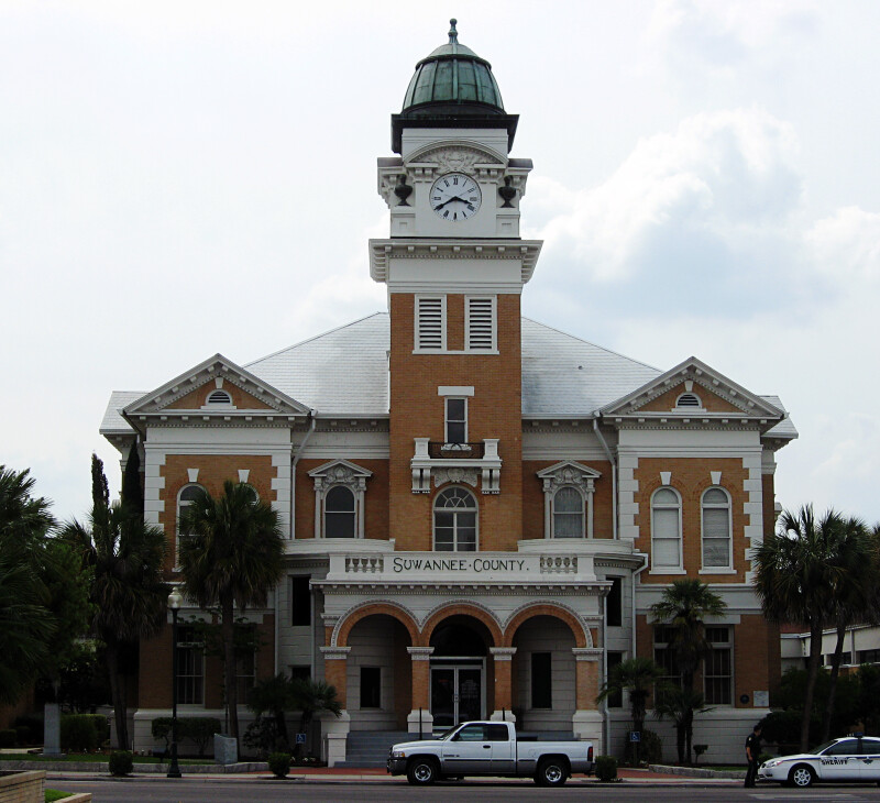 Suwannee Courthouse