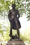 Tadeusz Kościuszko Statue at the Boston Public Garden