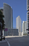 Tall Buildings in Miami, Florida