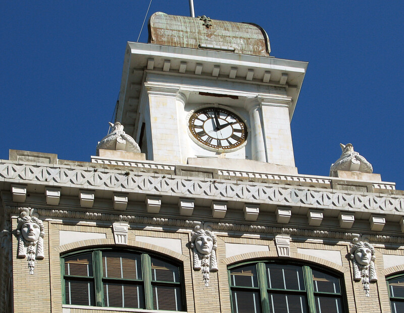 Tampa City Hall Clocktower
