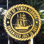 Tampa City Seal