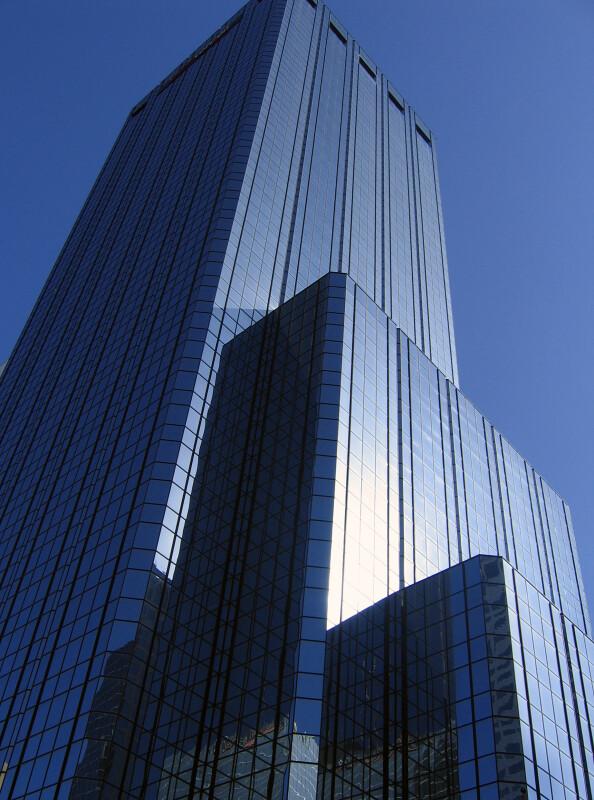 Tampa Skyscraper