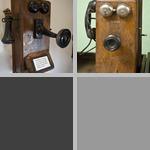 Telephones photographs
