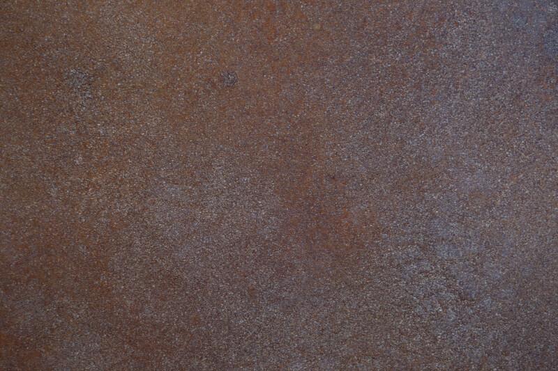 Terra-Cotta Floor with a Sandy Texture