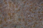 Textured Metal Detail of Construction Equipment